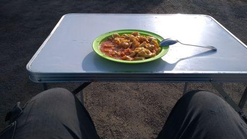 Tortellini mit Zwiebel-Knoblauch-Tomatensauce