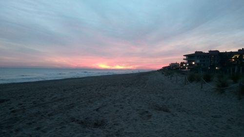 Blick über den Strand